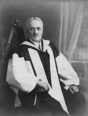 Frank Wesbrook, first president of UBC