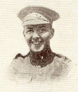 Captain Guy Borthwick Moore, KIA on April 17,1918. (AMS Archives)
