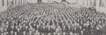 1932 The AMS held a mass meeting about the cuts (The Ubyssey)