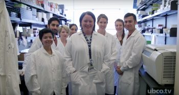 Gibson and her research team are based at the Microbiome and Inflammatory Disease Research lab at UBC Okanagan.