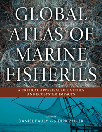 Daniel Pauly - Global Atlas of Marine Fisheries cover