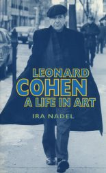 Leonard Cohen, A Life in Art cover