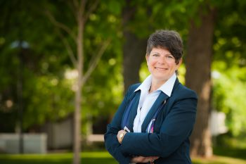 Pamela Ratner, Vice-Provost and Associate Vice-President, Enrolment and Academic Facilities