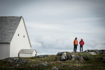 Hebron, Labrador, is now a national historic site. (Photo: Peter Wall)