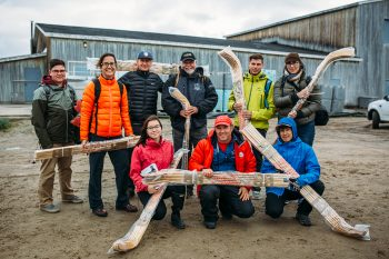 Leg 6 started in Nain, NL. 