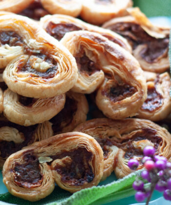 Sage and Sausage Palmiers