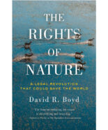 'The Rights of Nature' book cover
