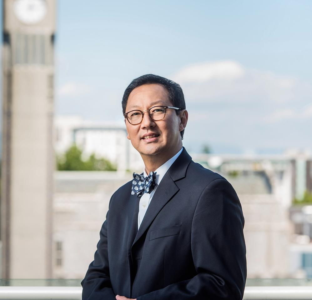 In Dialogue with Santa J. Ono