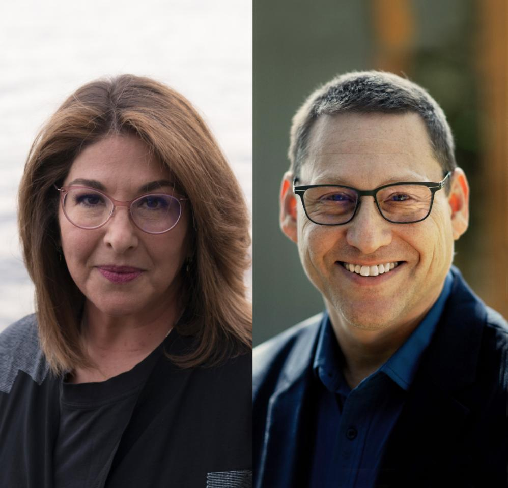 Climate activists Naomi Klein and Avi Lewis join UBC