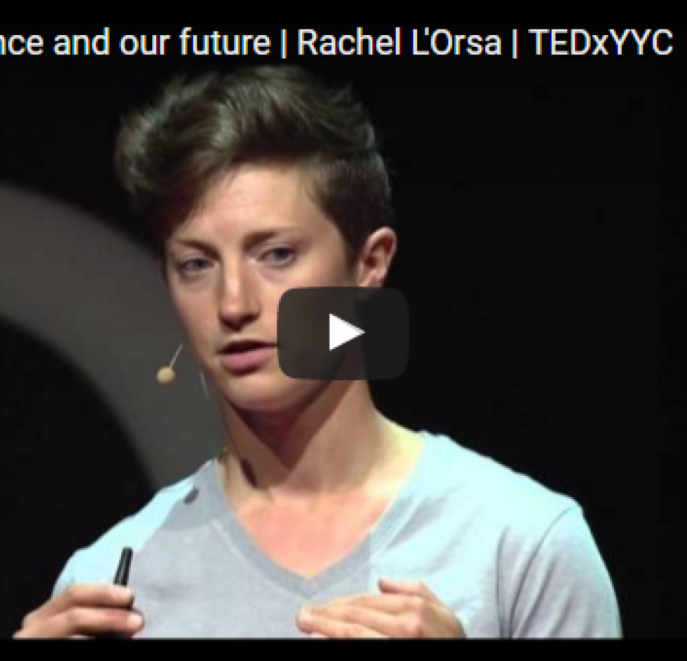 Math, science and our future: Rachael L'Orsa, BASc'10, BA'11