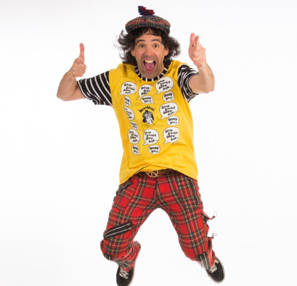 The Last Word with Nardwuar the Human Serviette