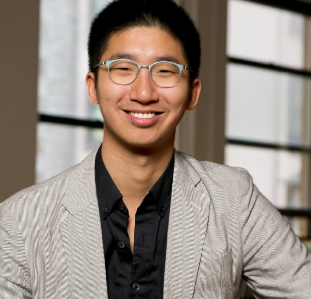 The Last Word with Brian Wong, BCom'09