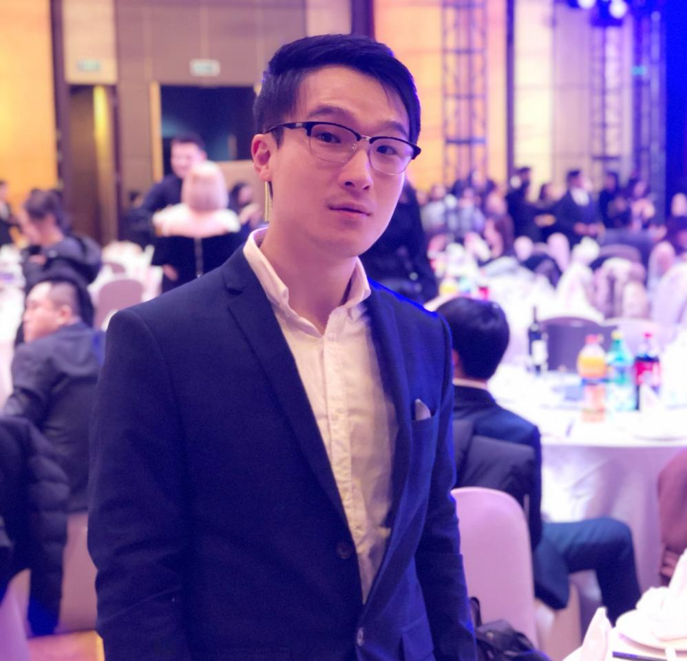 Xiao Ping (Andy) Yue, BMgt'13, MA'16