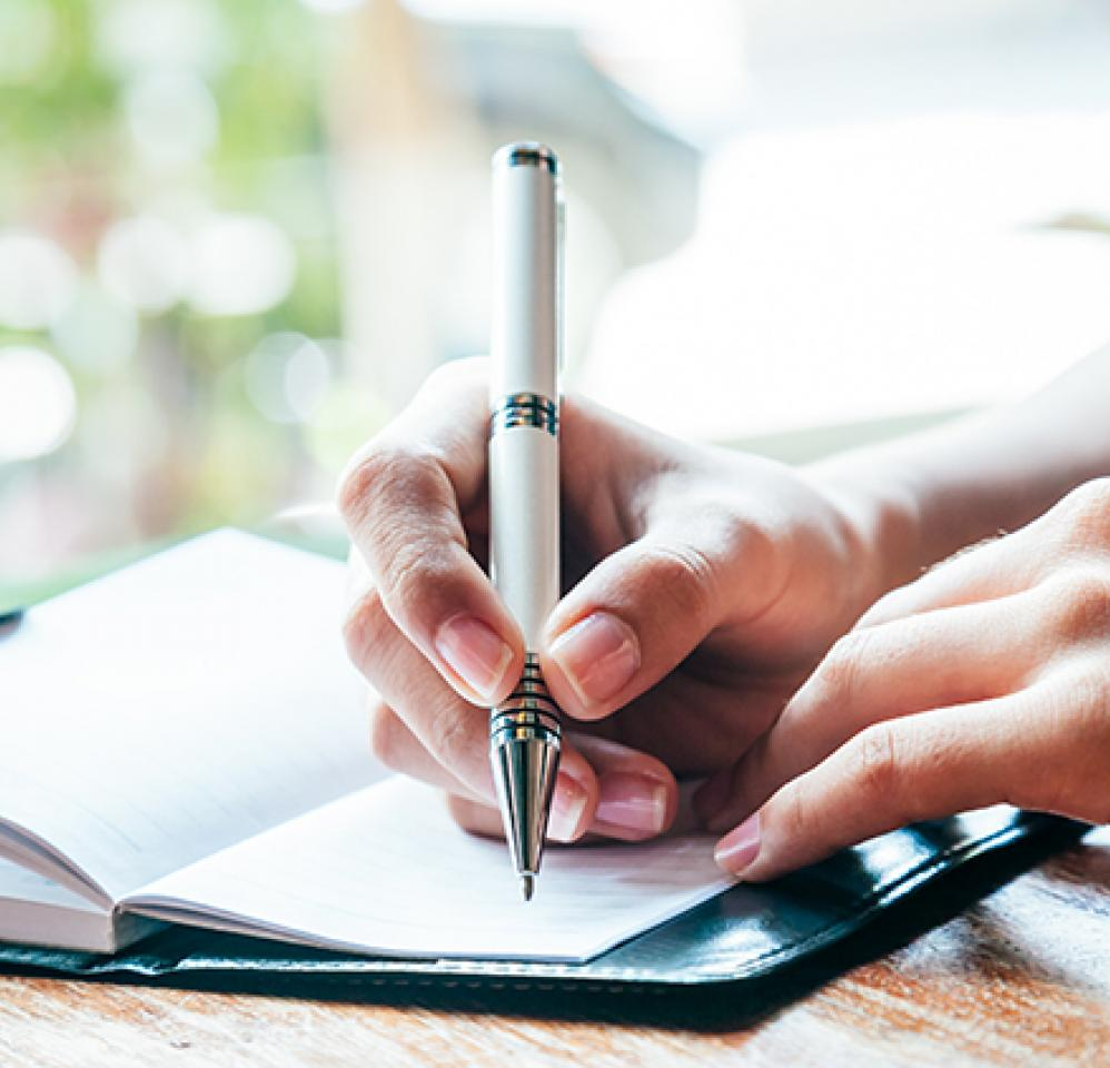 What's on your mind? The power of journaling