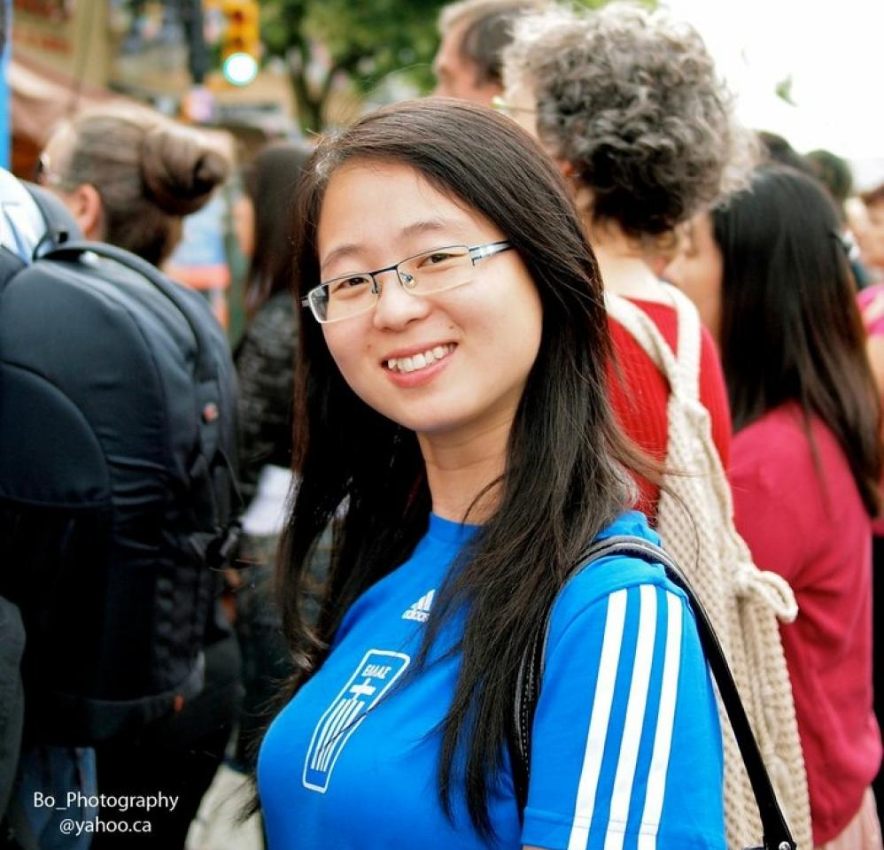 Lily Liang, BSc'11
